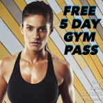 Free 5 day Gym Pass at Derby Arena | Health and Fitness offer