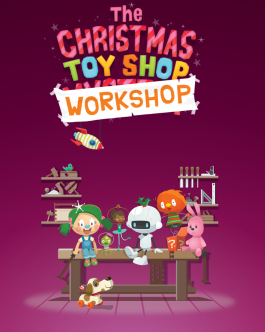 The Christmas Toy Shop Workshop