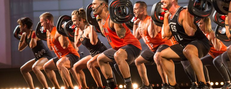 BODYPUMP™: class of the month