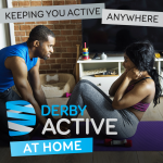 Image for One year on and Derby Active at Home is going strong