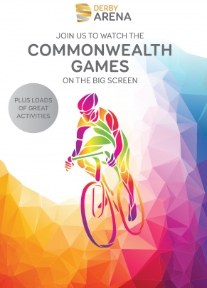Commonwealth Games on the big screen