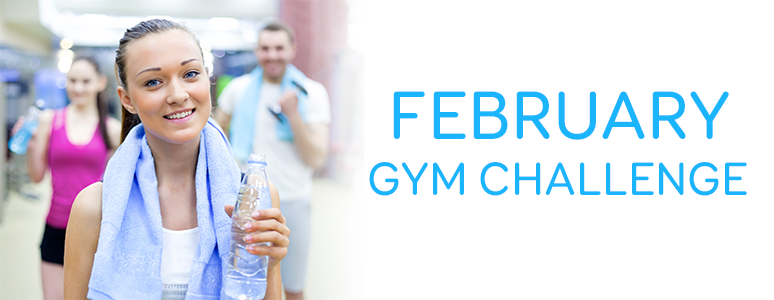 February Gym Challenge