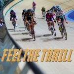 Feel the thrill with track cycling at Derby Arena