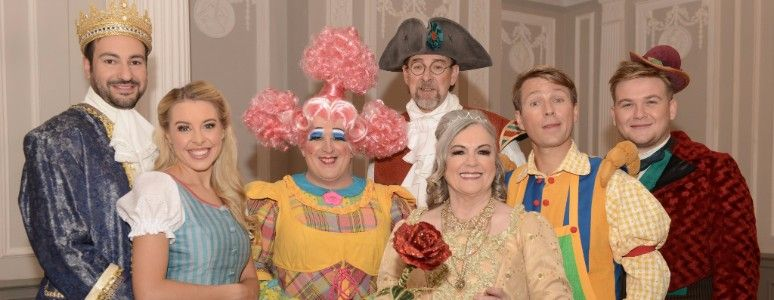 Beauty and the Beast 2017 Derby LIVE Cast - credit Robert Day