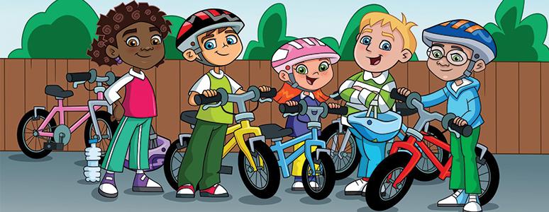 HSBC UK Ready Set Ride - Balance Bike sessions