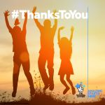 National Lottery #ThanksToYou