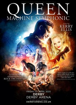 Image for Queen Machine Symphonic