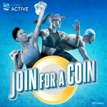 Join for a Coin this September