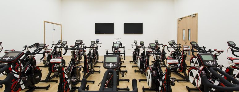 Watt bike studio