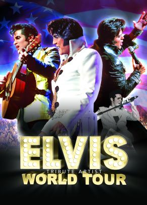 Image for Elvis Tribute Artist World Tour